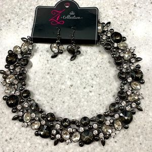 Paparazzi Zi Collection necklace & earrings